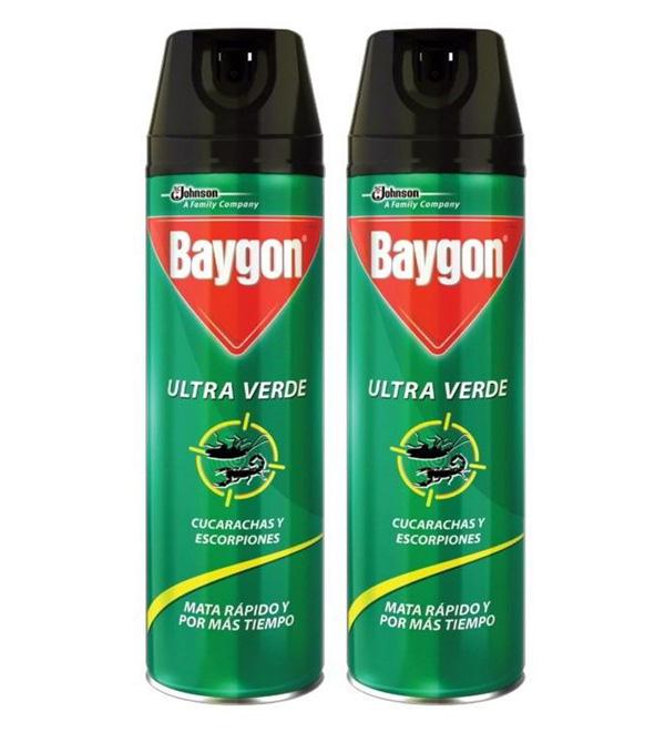 Insecticida Baygon
