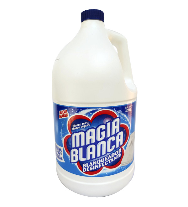 Lejía Magia Blanca