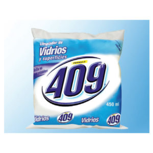 Limpiavidrios 409 de 450 ml