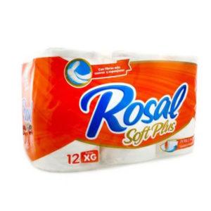 Papel higiénico Rosal